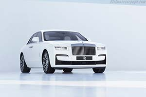 Click here to open the Rolls-Royce Ghost gallery