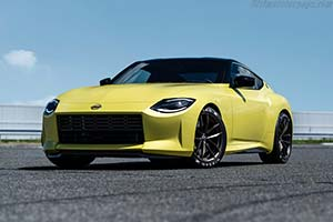 Click here to open the Nissan Z Proto gallery
