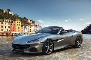 Click here to open the Ferrari Portofino M gallery