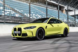 Click here to open the BMW M4 Coupe Competition gallery