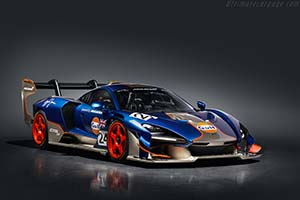 Click here to open the McLaren Senna GTR LM  gallery