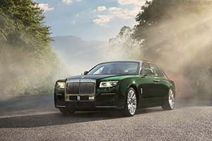 Click here to open the Rolls-Royce Ghost Extended gallery