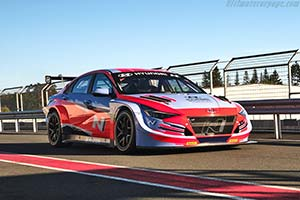 Click here to open the Hyundai Elantra N TCR gallery
