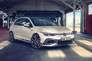 Click here to open the Volkswagen Golf GTI Clubsport gallery