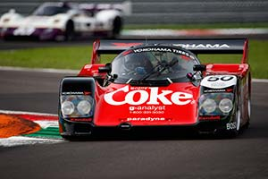 Click here to open the Porsche 962  gallery