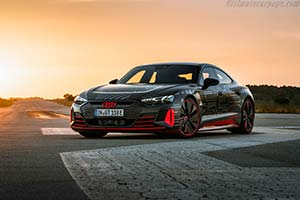 Click here to open the Audi RS e-tron GT gallery