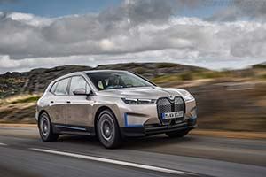 Click here to open the BMW iX gallery