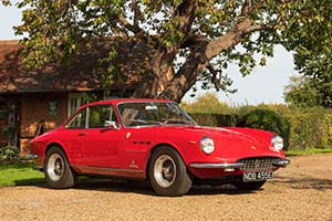 Click here to open the Ferrari 330 GTC  gallery