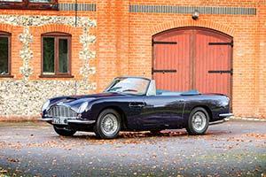 Click here to open the Aston Martin DB6 Vantage Volante gallery