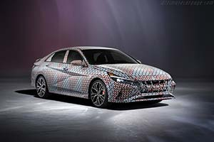 Click here to open the Hyundai Elantra N gallery