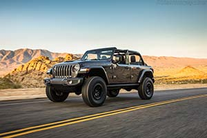 Click here to open the Jeep Wrangler Rubicon 392 gallery