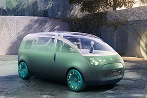 Click here to open the MINI Vision Urbanaut gallery