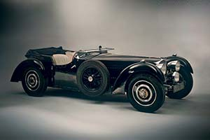 Click here to open the Bugatti Type 57 S Corsica Four-Seat Tourer  gallery
