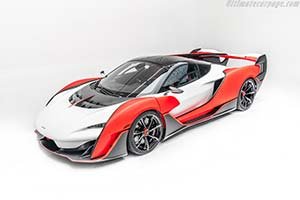 Click here to open the McLaren Sabre gallery