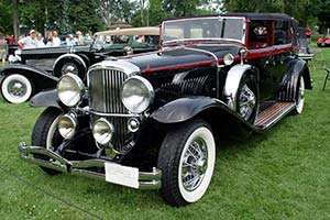 Click here to open the Duesenberg J Hibbard & Darrin Imperial Cabriolet gallery