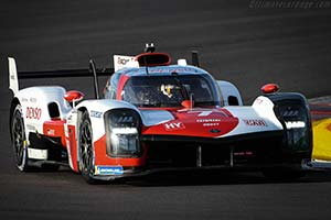 Click here to open the Toyota GR010 Hybrid gallery