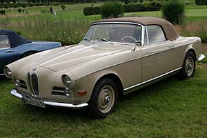 1956 - 1959 BMW 503 Cabriolet - Images, Specifications and Information