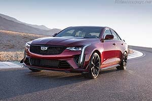Click here to open the Cadillac CT4-V Blackwing gallery