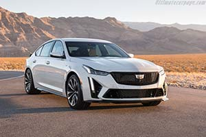 Click here to open the Cadillac CT5-V Blackwing gallery