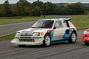 Click here to open the Peugeot 205 T16 Group B  gallery