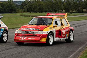Click here to open the MG Metro 6R4  gallery