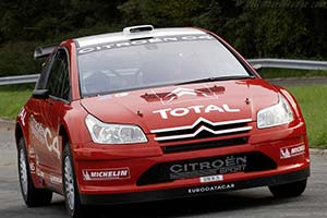 Click here to open the Citroën C4 WRC Concept gallery