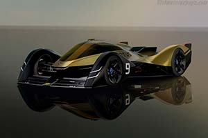 Click here to open the Lotus E-R9 Concept gallery