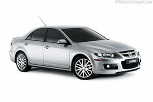 2004 - 2008 Mazda 6 MPS - Images, Specifications and Information