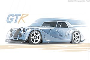 Click here to open the Morgan Plus 8 GTR gallery