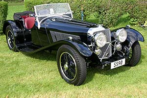 Click here to open the Jaguar SS 90 Roadster gallery