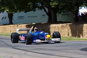 Click here to open the Sauber C14 Ford gallery