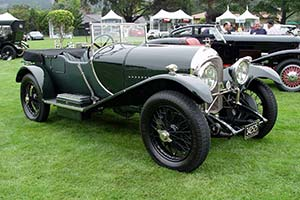 Click here to open the Bentley 3 Litre Speed Model Vanden Plas Tourer gallery