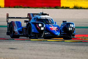 Click here to open the Alpine A480 gallery
