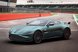 Click here to open the Aston Martin Vantage F1 Coupe gallery
