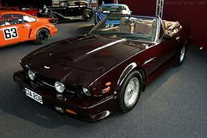 Click here to open the Aston Martin V8 Vantage Volante gallery