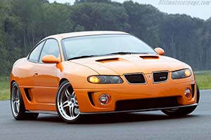 Click here to open the Pontiac GTO Ram Air 6 gallery