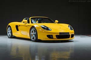 Click here to open the Porsche Carrera GT  gallery