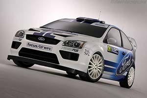 Click here to open the Ford Focus WRC Concept gallery