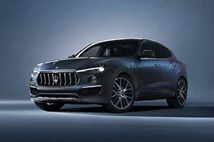 Click here to open the Maserati Levante Hybrid gallery