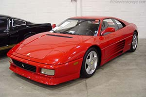 Click here to open the Ferrari 348 Serie Speciale gallery