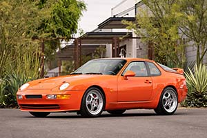 Click here to open the Porsche 968 Turbo S  gallery