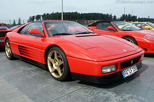 Click here to open the Ferrari 348 TS gallery