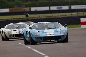 Click here to open the Ford GT40 Mk I Gulf  gallery