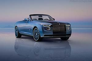 Click here to open the Rolls-Royce Boat Tail gallery