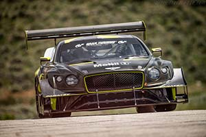 Click here to open the Bentley Continental GT3 Pikes Peak gallery