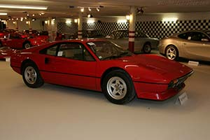 Click here to open the Ferrari 308 GTBi gallery