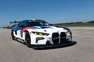 Click here to open the BMW M4 GT3 gallery