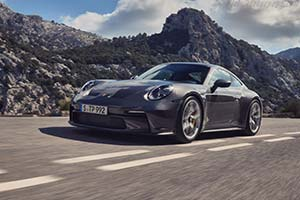 Click here to open the Porsche 911 GT3 Touring gallery