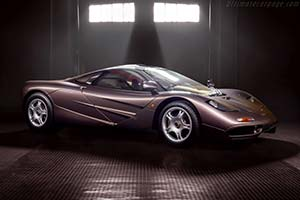 Click here to open the McLaren F1  gallery