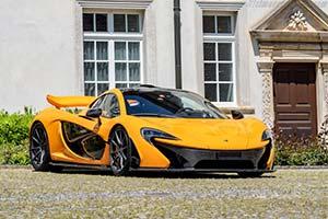 Click here to open the McLaren P1  gallery
